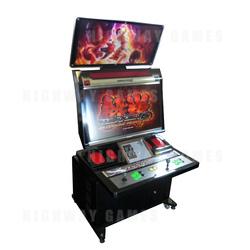 Tekken 6 Bloodline Rebellion Arcade Machine By Bandai Namco Entertainment Inc Highway Games