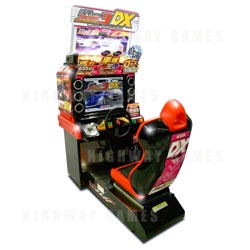 Wangan Midnight Maximum Tune 3 DX Arcade Machine