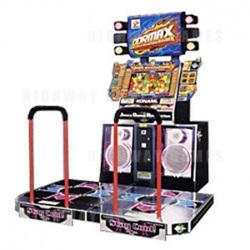 Dance Dance Revolution MAX 6th Mix Arcade Machine