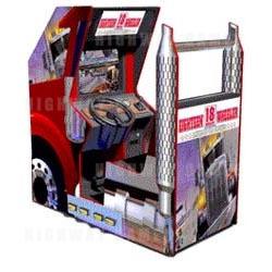 18 Wheeler American Pro Trucker SD