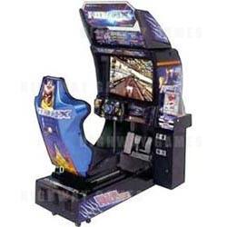 f zero ax sd by sega corporation arcade machines highway games