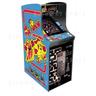 Ms. Pac-Man / Galaga - Cabaret Cabinet