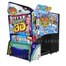 Let's Go Island 3D Arcade Machine