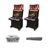 Tekken Tag Tournament 2 (TTT2) Super Deluxe Arcade Machine Set with Live Monitor Kit