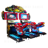 Pop Moto Twin Player Motocycle Arcade Machine