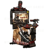 Terminator Salvation Arcade Shooter with Fixed Gun Cabinet