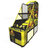 Pac-Man Basket Basketball Arcade Machine