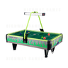 Green Frenzy Air Hockey Table