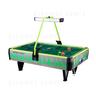 Green Frenzy Air Hockey Table