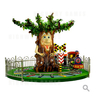 Enchanted Forest Train Kiddy Ride