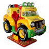 4x4 Safari Car Kiddie Ride