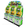 Zombie Tycoon Video Coin Pusher Arcade Machine