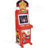 Fire Fighter Hero Medal Game Arcade Machine