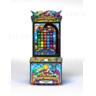 Color Rangers 5 Heroes Arcade Machine