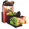 Allied Tank Attack Single Arcade Machine