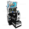Initial D ARCADE STAGE 8 Infinity Driving Machine