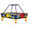 Monsters 4 Player Air Hockey Table