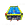 Neon Air Hockey Table