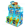 Ocean Treasure Hunt Ticket Redemption Machine