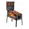 Black Knight: Sword of Rage Pinball Machine - Limited Edition Version