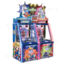 DC Superheroes 2 Player Ticket Pusher Machine