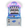 Snowball Toss Arcade Machine