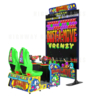 Bust-A-Move Frenzy Arcade Machine
