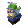 Heli Copter - Mini Kiddie Ride Machine