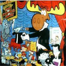 Adventures of Rocky and Bullwinkle and Friends Pinball (1993)