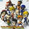 Virtua Fighter Kids Sega STV Cartridge