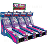 Ice Ball Alley Roller Arcade Machine