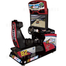 EA Sports NASCAR Arcade Machine