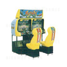 Race On Twin Arcade Machine